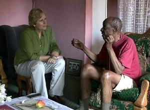 Interviewing Sylvester Okocha