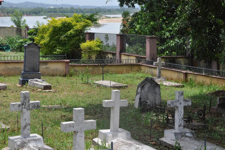 benin ritualists graves