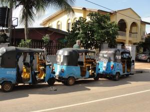 Keke cabs