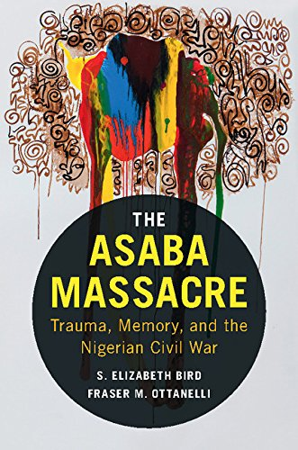 Asaba Massacre book cover